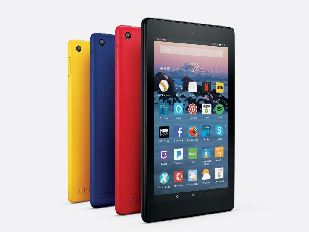 Amazon Labour Day 2021 - عروض اجهزة تابلت Kindles و Fire