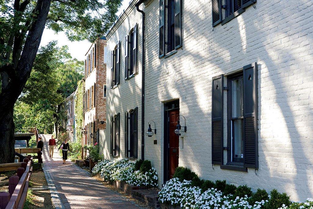 أغلى 5 أحياء في واشنطن
