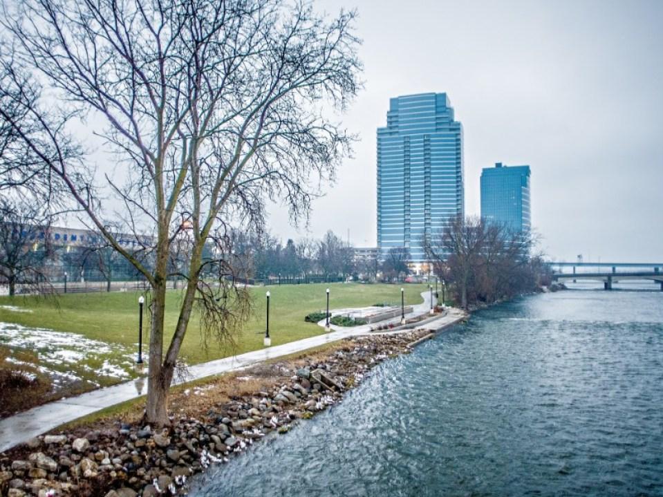 أفضل المدن لممارسة رياضة المشي في امريكا