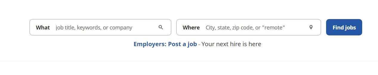 أفضل مواقع البحث عن عمل في امريكا لعام 2022