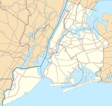 قائمة المواقع الأثرية في نيويورك