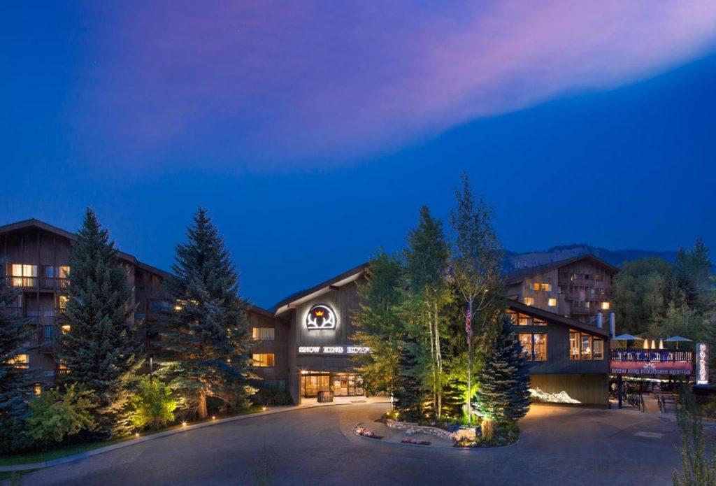 أفضل فنادق وايومنغ للإقامة في 2022