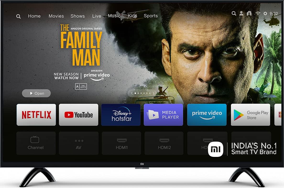 Smart TVs تحت 500 دولار - تخفيضات في أمازون
