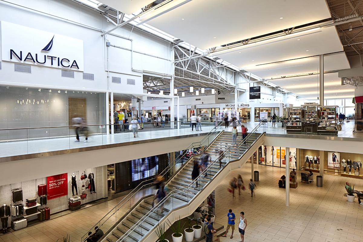 منافذ التسوق في مدينة نيويورك لعام 2022