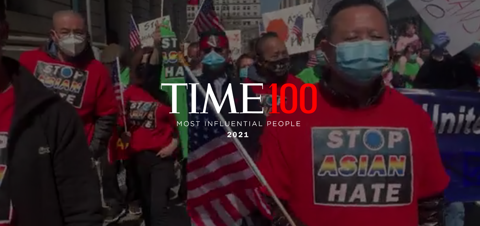 Time 100 -مجلة تايم الامريكية تكشف عن أكثر الشخصيات المؤثرة في 2021