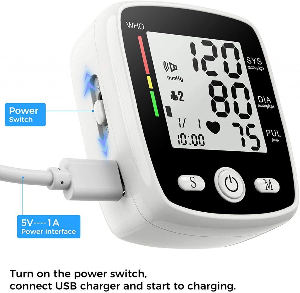 عروض أجهزة قياس الضغط من المنزل - خصم 45% في أمازون
