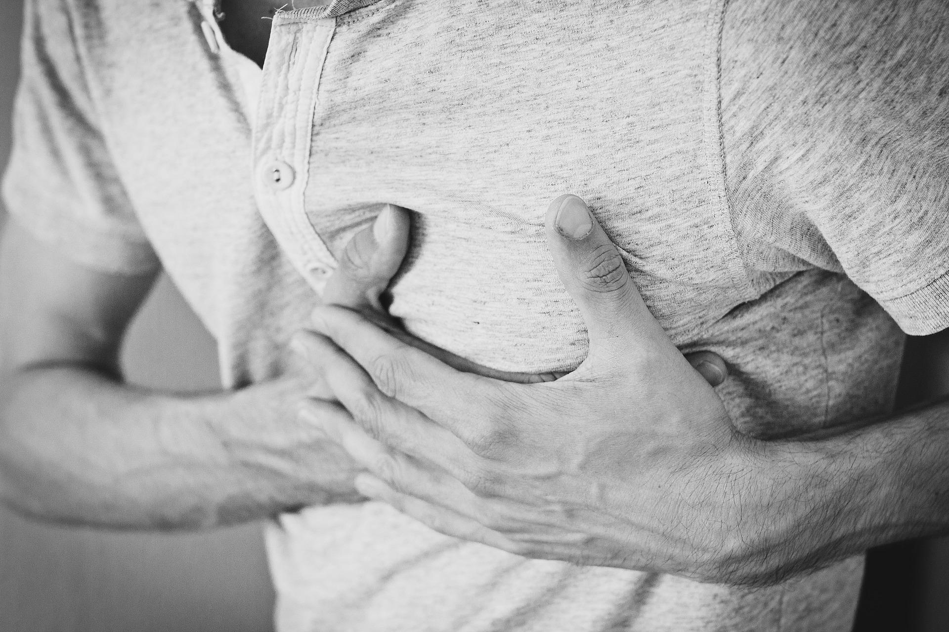 ألم الصدر