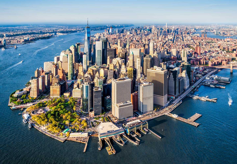 أشهر وجهات شهر العسل في نيويورك 2022