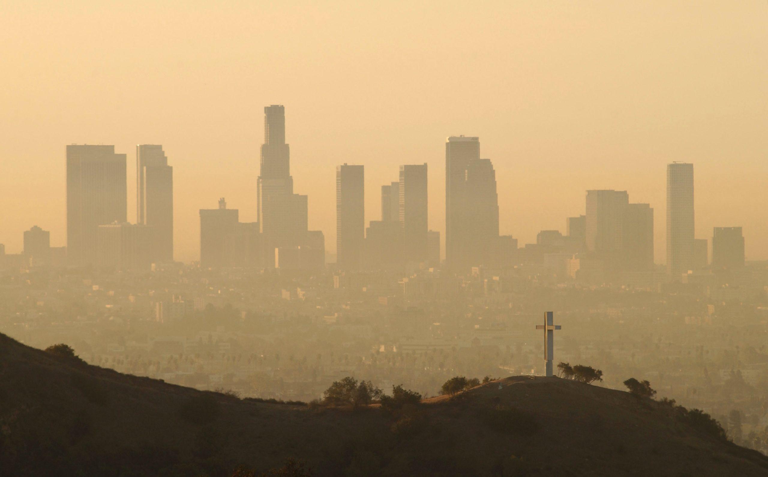 ترتيب الولايات من الأفضل إلى الأسوأ في جودة الهواء 2021