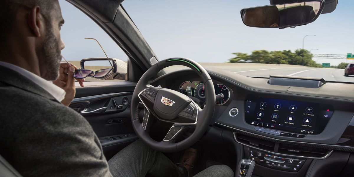 جنرال موتورز تكشف عن نظام قيادة بدون استخدام اليدين يعمل في جميع أنحاء الولايات المتحدة 2023