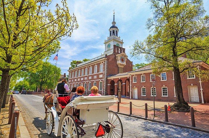 برنامج سياحي سريع في فيلادلفيا - ماذا تزور في 48 ساعة