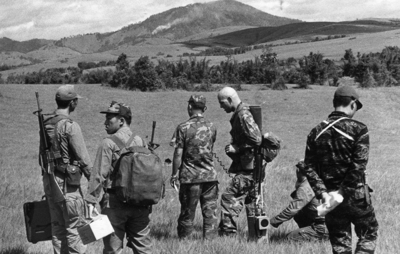 حرب لاوس: الحرب السرية في تاريخ امريكا