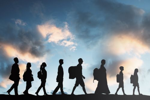 اللجوء الى امريكا: 4 مخاطر تنتظرك عند رفض طلبك