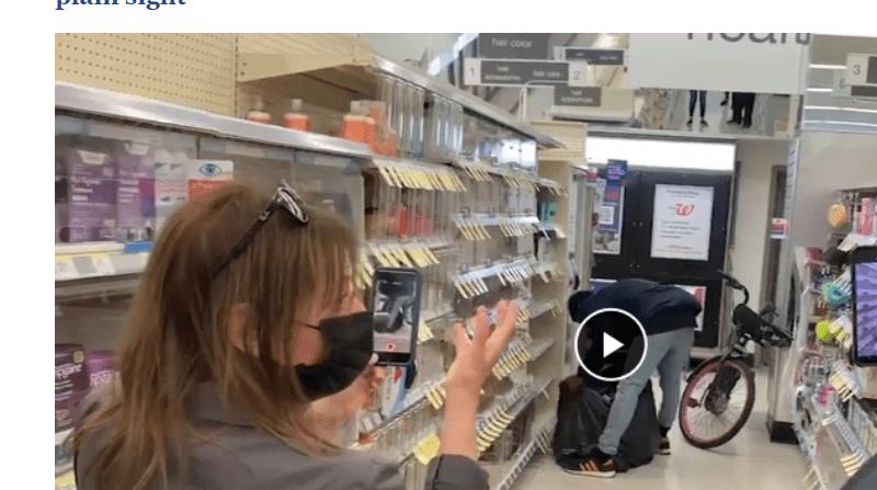 5 متاجر من Walgreens في سان فرانسيسكو تقرر الاغلاق بسبب تكرار عمليات السرقة المنتظمة