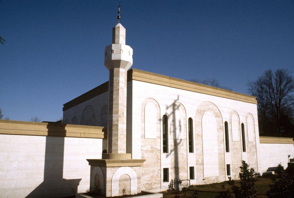 أكبر مساجد واشنطن في 2022