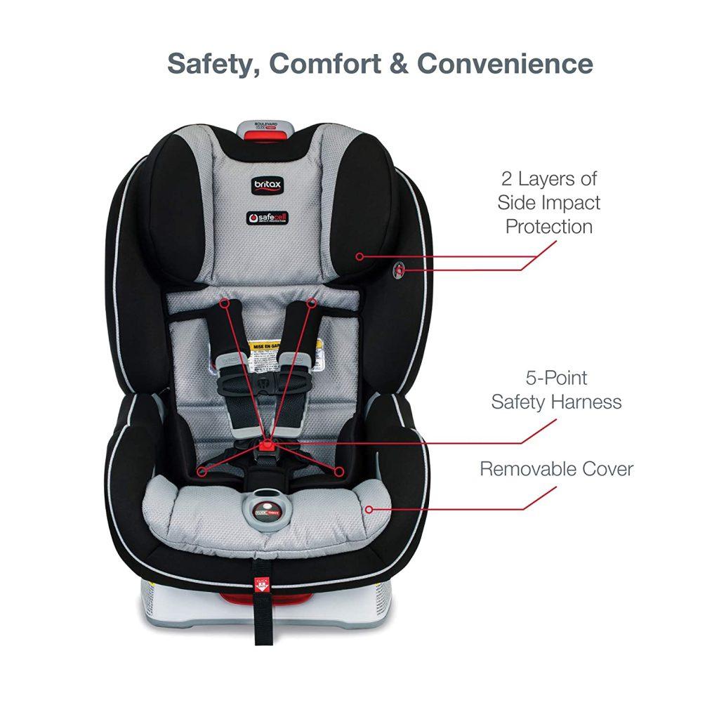 أفضل مقاعد السيارة للأطفال - خصم 50% في أمازون