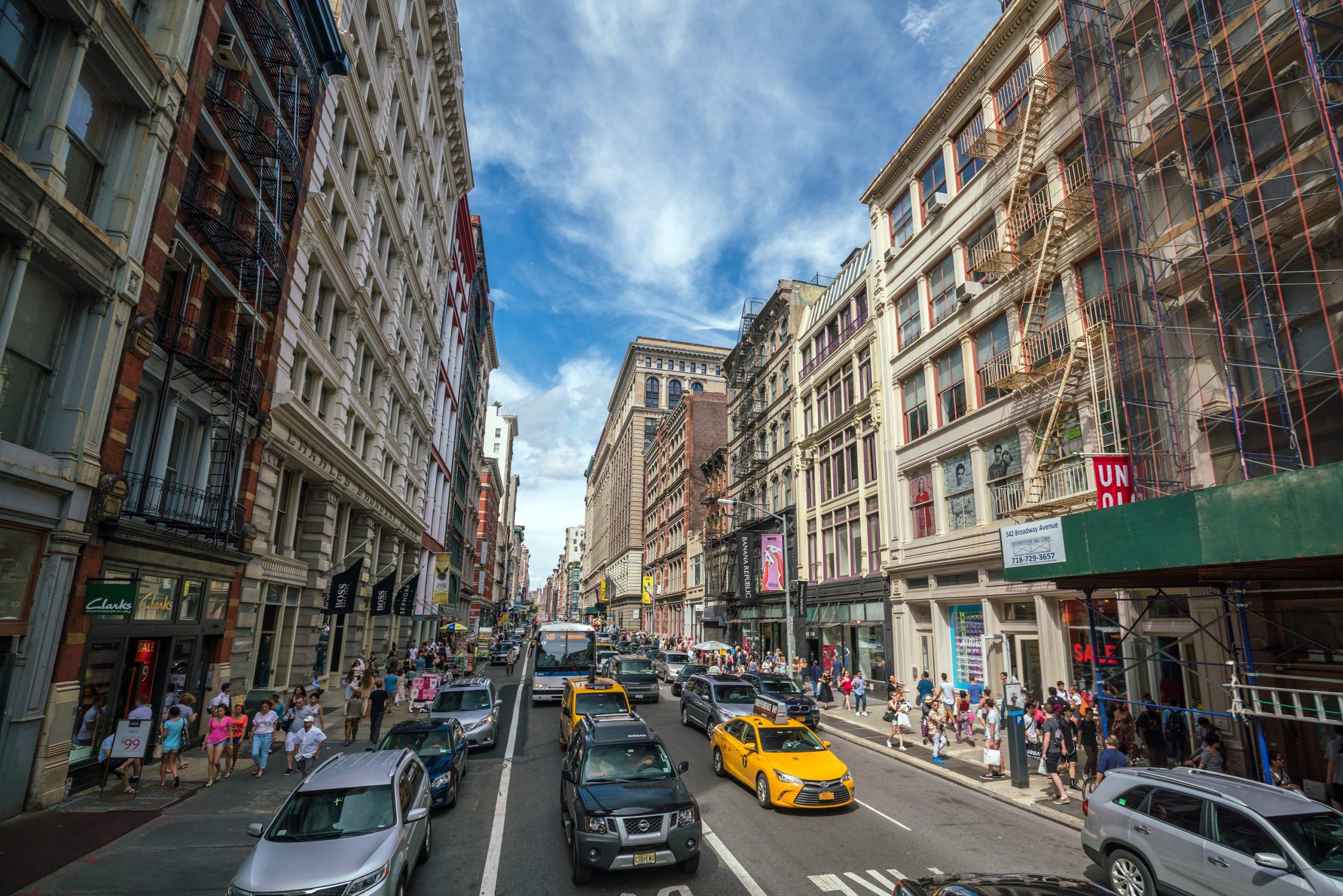 أفضل طرق التنزه على الاقدام في نيويورك